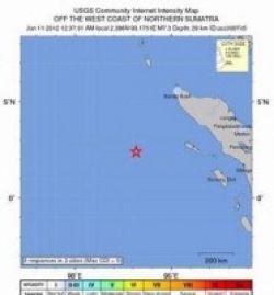 Gempa: Ada yang Panik, Ada yang