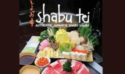 Student Promo DISC! at Shabu Tei
