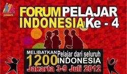 Forum Pelajar Indonesia 2012: Energi dari Pelajar untuk Negara dan Bangsa Indonesia