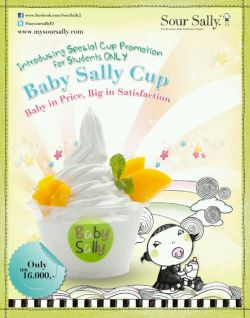 Baby Sally Cup for Student