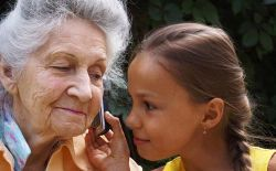 Perilaku Orangtua (Lansia) Sebelum Meninggal