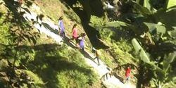 Demi UN, Siswa Tempuh 52 KM Lintasi Gunung dan Hutan
