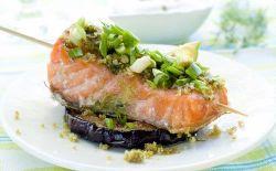 Gemar Makan Ikan Perkecil Risiko Kanker Usus