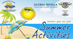 Summer Activities 2012 - Global Sevilla International School