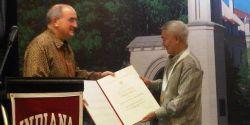 Indiana University Jajaki Kerja Sama di Indonesia