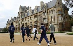 Oxford Undang Mahasiswa Indonesia