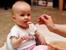 Kebutuhan Gizi untuk Anak Usia 11 Bulan