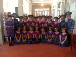 Paduan Suara Sekolah Tiara Bangsa Jakarta (ACS Jakarta Youth Choir) Meraih Kemenangan di Wina