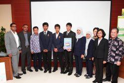 Beasiswa bagi Pemenang Intel Isef 2012 dari Kementerian Pendidikan dan Kebudayaan