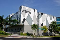 Digipen Institute of Technology Singapore Ciptakan Global Digital Studio