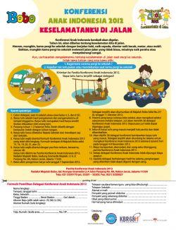 Konferensi Anak Indonesia 2012