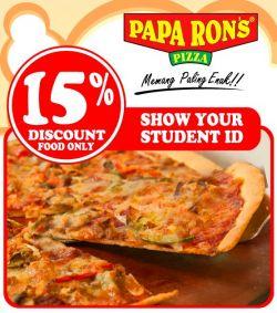 Paparon's Pizza