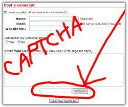 10 Script Captcha yang Sering Digunakan