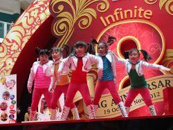 Final GENPRES 2012 - Lomba Dance TK