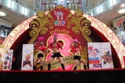 Final GENPRES 2012 - Lomba Dance SMP