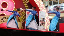 Final GENPRES 2012 - Lomba Dance SMA