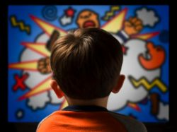 Tips Menghadapi Anak Kecanduan Nonton TV