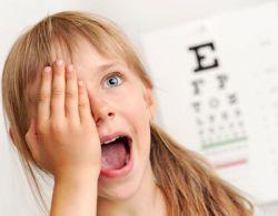 Tanda Si Kecil Mengalami Gangguan Mata