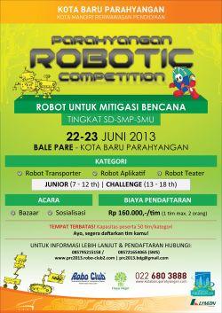 Parahyangan Robotic Competition 2013