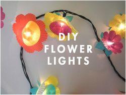 Yuk Buat Kreatifitas Bunga yang Bisa Menyala!