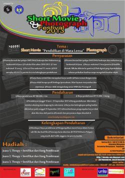 Lomba Foto dan Film Pendek Universitas Negeri Yogyakarta