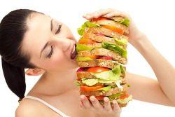 Ini Dampak Makan Terlalu Banyak