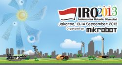 Indonesian Robotic Olympiad 2013