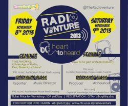Radioventure 2013