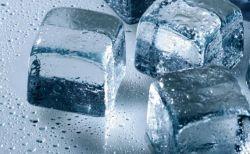 Tips Atasi Sakit dengan Es Batu