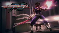 Strider Versi Reboot Berisi Game Versi Psone di Playstation 3 Wilayah Jepang