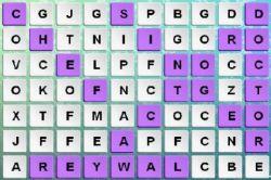 Game Cari Kata (Word Search) sebagai Alternatif Lain dalam Pembelajaran