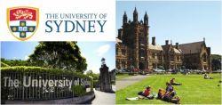 Beasiswa dari The University of Sydney