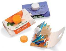 Buat Dompet dari Kemasan Kotak Susu Yuk!