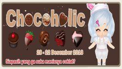 Idol Street Indonesia Hadirkan Event Chocoholic Mulai Hari Ini!