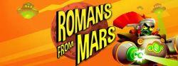 Selamatkan Bumi dari Serangan Pasukan Mars di Romans from Mars