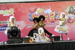 Final Lomba Dance GENPRES 2013 - TK