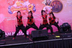Final Lomba Dance GENPRES 2013 - SMP