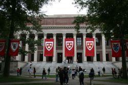 Beasiswa dari Harvard University