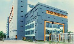 Binus University Jadi PTS Unggulan 2013