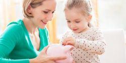 Manfaat Mengajarkan Anak Menabung Sejak Dini
