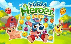 King'S Rilis Farm Heroes Saga Versi Mobile di App Store dan Google Play