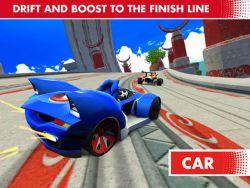 Sonic dan All-Stars Racing Transformed Sudah Dirilis di App Store Selandia Baru