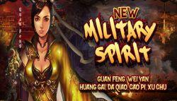 Update New Military Spirit di 3 Kingdoms Online Indonesia Hadir!