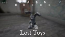 Game Puzzle 3D Lost Toys Sudah Dirilis di App Store