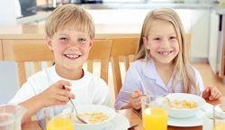 Manfaat Penting Sarapan Pagi untuk Anak