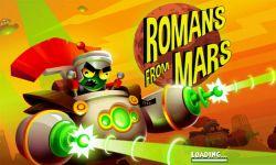 Pertempuran Bangsa Romawi Melawan Alien di Romans from Mars