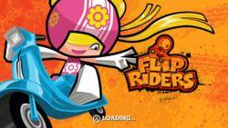 Flip Riders, Aksi Ekstrim Bersama Karakter-Karakter Menggemaskan