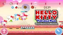 Hello Kitty Tap and Run Sudah Hadir di App Store dan Google Play
