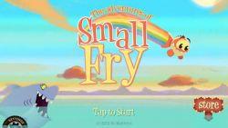 Noodlecake Studios Rilis Small Fry di App Store dan Google Play