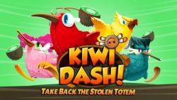 Kiwi Dash! Sudah Hadir di App Store dan Google Play